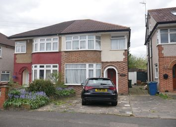 Thumbnail 3 bed semi-detached house to rent in Elgin Avenue, Harrow