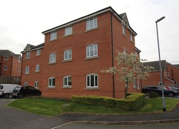 Thumbnail 2 bed flat to rent in Reedmace Walk, Newcastle