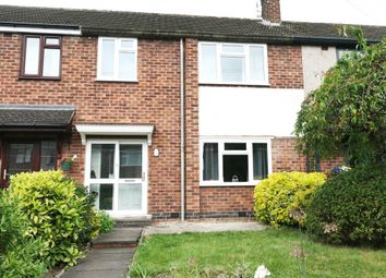 Thumbnail 3 bed terraced house to rent in Greycoat Road, Whitmore Park, Coventry