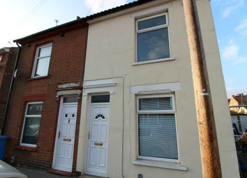 Thumbnail 3 bed end terrace house to rent in Wellesley Road, Ipswich