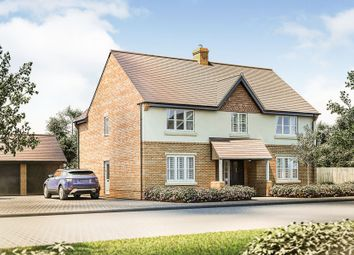 Thumbnail 5 bed detached house for sale in The Dovecote, Off High Street, Drayton