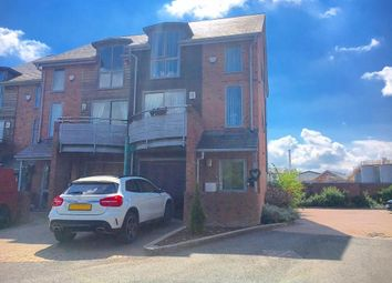 Thumbnail 3 bedroom town house for sale in Castle Street, Tipton, West Midlands