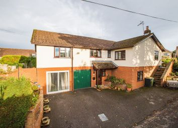 Thumbnail 5 bed detached house for sale in Tedburn St. Mary, Exeter