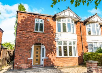 Thumbnail 3 bed semi-detached house for sale in Southend Avenue, Newark