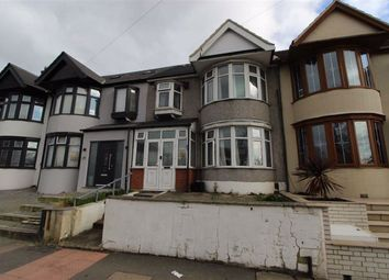 Thumbnail 4 bed terraced house to rent in South Park Drive, Ilford, Essex
