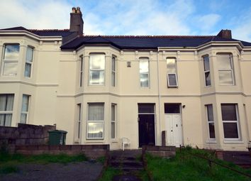 Thumbnail 8 bedroom terraced house for sale in Lisson Grove, Mutley, Plymouth