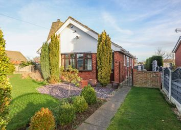 Thumbnail 3 bed detached bungalow for sale in Glebe Avenue, Harthill, Sheffield
