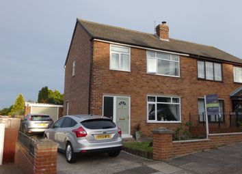 3 bed semi-detached house for sale in Marlborough Road, Skelton-In-Cleveland TS12
