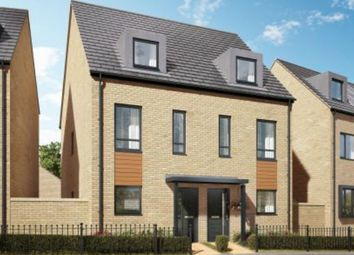 Thumbnail 3 bedroom semi-detached house for sale in Sinatra Drive, Oxley Park, Milton Keynes, Buckinghamshire
