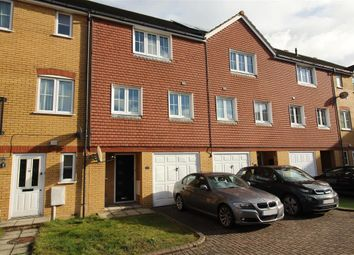 Thumbnail 3 bed town house for sale in Macquarie Quay, Eastbourne