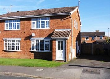 Thumbnail 1 bed flat to rent in Canterbury Drive, Perton, Wolverhampton
