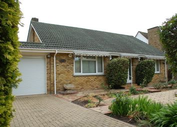Thumbnail 3 bed detached bungalow for sale in Marlborough Road, Hampton