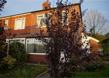 Thumbnail 3 bed semi-detached house for sale in Brookfield Avenue, Bredbury