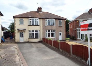 Thumbnail 3 bed semi-detached house for sale in Birch Avenue, Cannock, Staffordshire