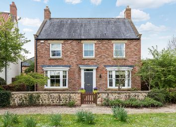 Thumbnail 4 bed detached house for sale in North Stainley, Ripon