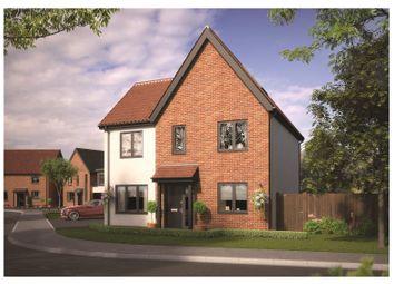 Thumbnail 4 bed detached house for sale in Plot 24, Fuller's Place, Mendham Lane, Harleston