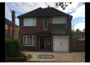 Thumbnail 4 bedroom detached house to rent in Grove Park, Knutsford