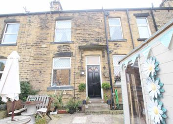 Thumbnail 1 bed terraced house for sale in Gladstone Terrace, Pudsey, West Yorkshire