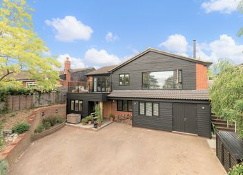 Thumbnail 5 bed detached house for sale in Little Widbury Lane, Ware