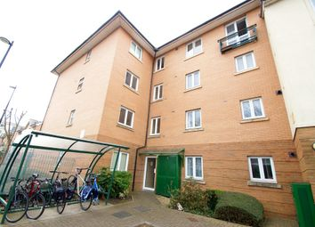 Thumbnail 1 bed flat to rent in Vellacott Close, Cardiff
