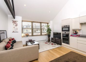 Thumbnail 2 bed flat to rent in Burgess Mews, London