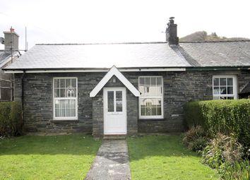Thumbnail 1 bed bungalow for sale in Llanegryn Street, Abergynolwyn, Gwynedd