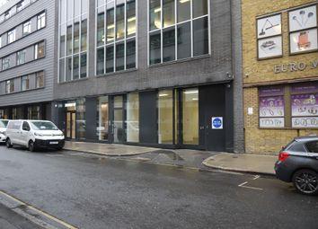 Thumbnail Retail premises to let in Kirby Street, London