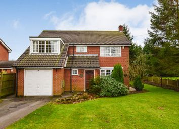 Thumbnail 4 bed detached house for sale in Birkinstyle Lane, Shirland, Alfreton