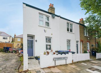 Cranmer Avenue, Ealing W13. 3 bed end terrace house