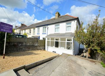 Thumbnail 3 bed end terrace house for sale in Glasney Place, Penryn
