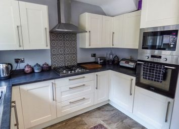 Thumbnail 3 bed semi-detached house for sale in Aber View, Connah's Quay, Deeside
