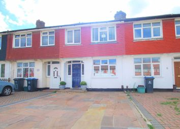 Thumbnail 3 bed terraced house for sale in Sunray Avenue, Tolworth, Surbiton