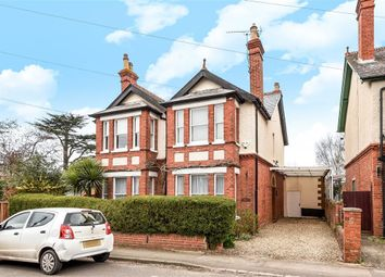 Thumbnail 4 bed detached house for sale in Ruscombe Road, Twyford