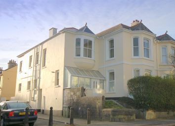 Thumbnail 1 bed flat for sale in Milehouse Road, Stoke, Plymouth