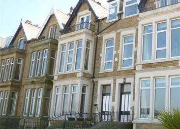 Thumbnail 2 bed flat to rent in Marine Road East Flat 2, Bare, Morecambe