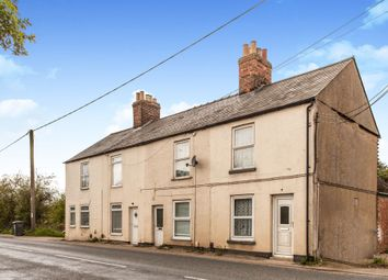 Thumbnail 2 bedroom terraced house for sale in Earith Road, Willingham, Cambridge