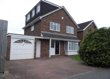 Thumbnail 4 bed detached house for sale in Reynes Drive, Oakley, Bedford
