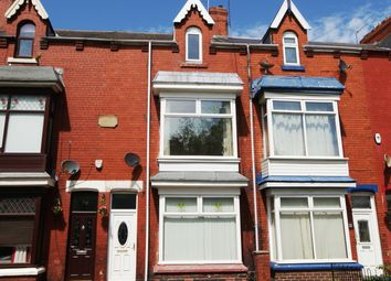 Thumbnail 4 bed terraced house to rent in Colwyn Road, Hartlepool