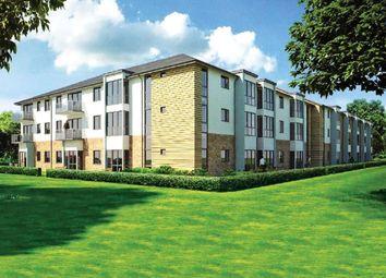Thumbnail 1 bedroom flat for sale in Weavers Court, Swordy Park, Alnwick