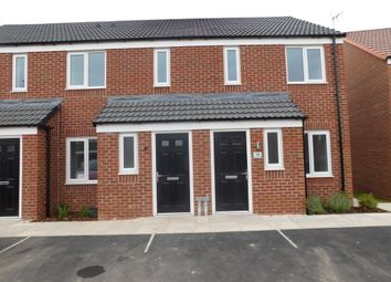 Thumbnail 2 bed town house to rent in Skylark Way, Clipstone Village, Mansfield