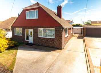 Thumbnail 4 bed detached bungalow for sale in Albany Road, Capel-Le-Ferne, Folkestone