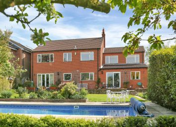 Thumbnail 4 bed detached house for sale in Church Lane, Willoughby On The Wolds, Loughborough