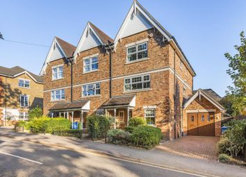 Thumbnail 4 bed town house for sale in Ascot, Berkshire