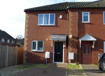Thumbnail 3 bed end terrace house to rent in Malbrook Road, Norwich
