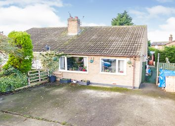 Thumbnail 2 bed bungalow for sale in Linley Avenue, Haxby, York
