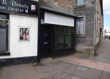 Thumbnail Studio to rent in Townhead, Kirkintilloch, Glasgow