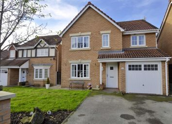 Thumbnail 4 bed detached house for sale in Ferndale, Hyde