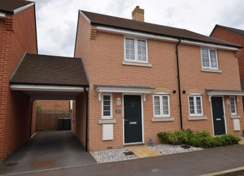Thumbnail 2 bed semi-detached house for sale in Hertford Lane, Aylesbury