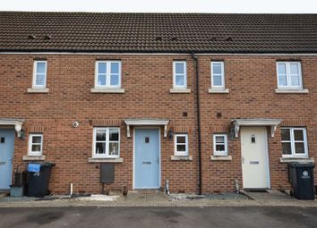 Thumbnail 2 bed terraced house for sale in Lyneham Drive, Kingsway, Gloucester
