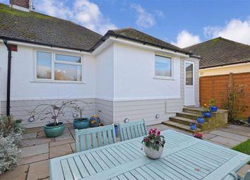 Thumbnail 2 bed semi-detached bungalow for sale in Chaucer Avenue, Rustington, West Sussex